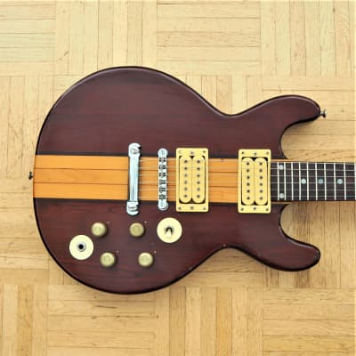 Gumika SG-style guitar ~1980 - Matsumoku - made in Japan for sale