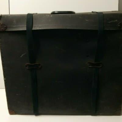 """Vintage Style Fiber Snare Drum Trap Case 24"""" x 10"""" x 20"""""""