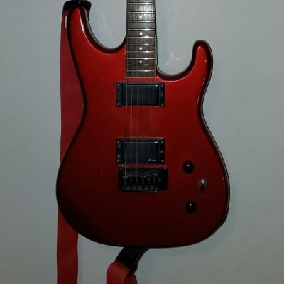 Aria Pro II Aria Pro II XR Series - MIJ 80's Red for sale