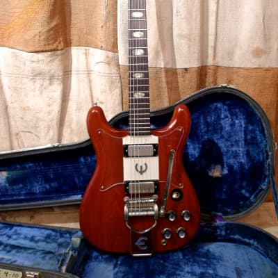 Epiphone Crestwood Custom 1962 Cherry Red for sale