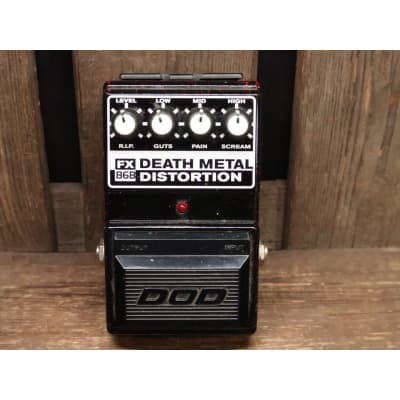 DOD FX86B Death Metal Distortion for sale
