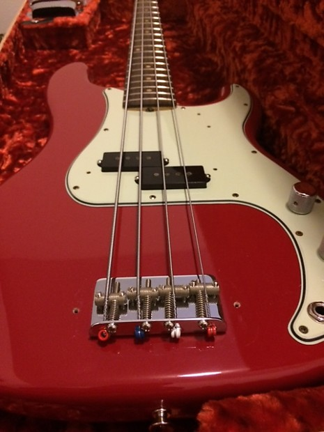 Fender American Vintage Reissue 1963 Precision Bass Dakota