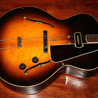 1937 Gibson ES-150 Charlie Christian Tenor for sale