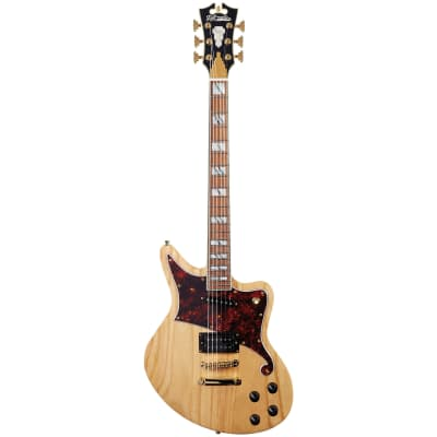 D'Angelico Deluxe Bedford Offset HS with Stoptail