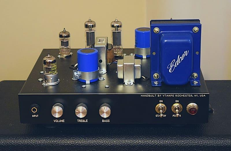Custom 10W Push-Pull EL84 Guitar Amplifier | VT AMPS USA, LLC
