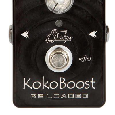 Suhr Koko Reloaded Boost Guitar Effect Pedal