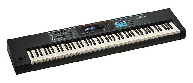 roland juno ds 88 synthesizer austin bazaar reverb. Black Bedroom Furniture Sets. Home Design Ideas