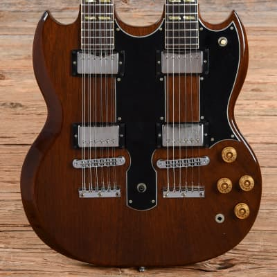 Gibson EDS-1275 Walnut 1981 for sale