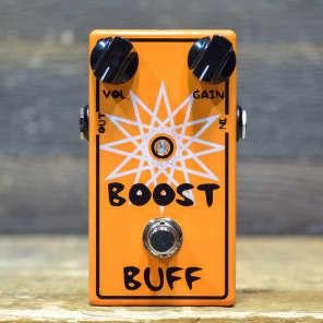 MI Audio Effects Boost n Buff Tri-Function Booster / Buffer Effect Pedal w/Box