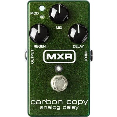 MXR M169 Carbon Copy Analog Delay Pedal for sale