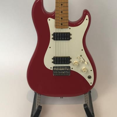 Fender Bullet H-2 1982 Red for sale