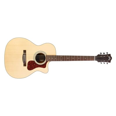 Guild OM-240CE Westerly Orchestra Electro Acoustic, Natural for sale