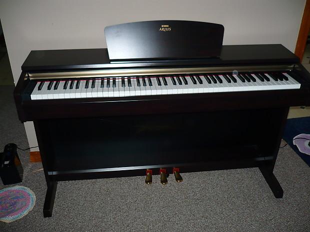 yamaha digital piano ydp 161 excellent condition reverb. Black Bedroom Furniture Sets. Home Design Ideas