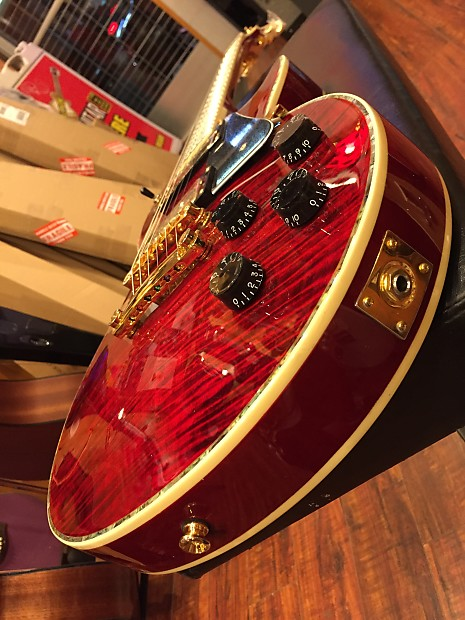 Aaa Auto Sales >> Wolf WLP 750T 2017 Wine Red Electric Guitar | Reverb
