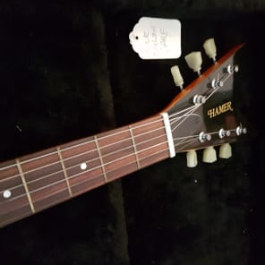 Hamer Rick Nielsen signature guitar Natural for sale
