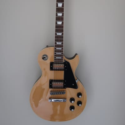 Antoria / Ibanez / FujiGen 2391 Les Paul with Clear-Power Pickups Natural