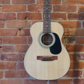 Bristol BB-16 Baby Bristol Acoustic Guitar Natural Gloss for sale