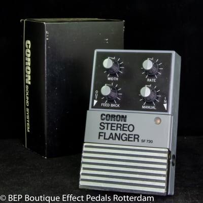 NOS Coron SF-720 Stereo Flanger Japan
