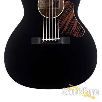 Waterloo WL-14 X Spruce/Mahogany Jet Black Acoustic #3357