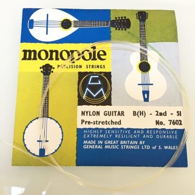 Monopole Vintage Nylon Guitar String 60's