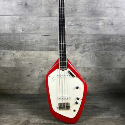 Vox Phantom IV Bass 1965 Red for sale