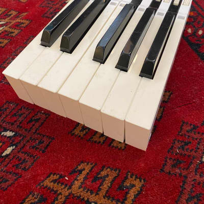Roland K20W type weighted keys MK-80 MK-60 HP-1000S  white and black - functional - free ship