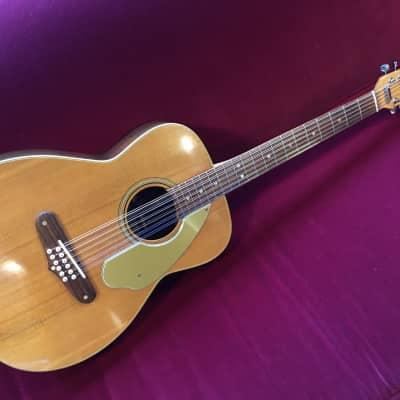 fender in 12 string acoustic guitars reverb Fender Well Liners fender villager player grade 12 string 60s natural