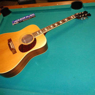 Harptone Z-6N Acoustic Guitar 1960s for sale