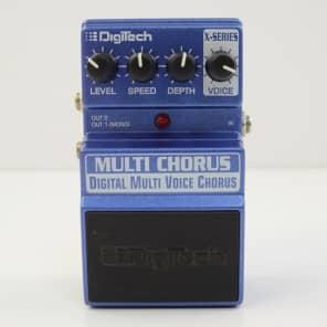 Digitech Multi Chorus Digital Multi Voice Chorus