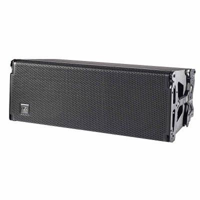 "D.A.S. Audio Event 212A 3-Way 3000-Watt Dual 12"" Active Line Array Module Loudspeaker"