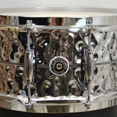 "Gretsch 6.5x14"" Brooklyn Snare Drum - COB Hammered"