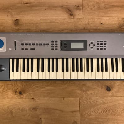 Korg N364 61-Key Music Workstation *some notes not triggering*