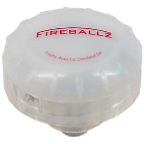 Trophy Music FX14RD Fireballz LED Cymbal Nut