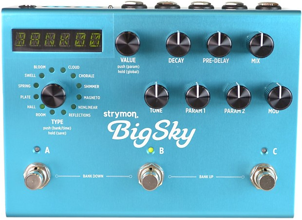 Strymon BigSky Pedal Driver Windows 7