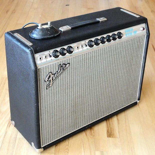 Vintage Vibrolux Reverb