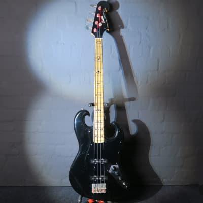 Ibanez 2409B Black Eagle 1976 Vintage Bass Guitar + Hardcase Krist Novoselic Nirvana