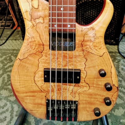 Modulus Sweet Spot 1996 Spalted Maple for sale