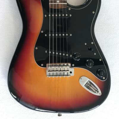 1982 Tokai Silver Star with Hardshell Case -