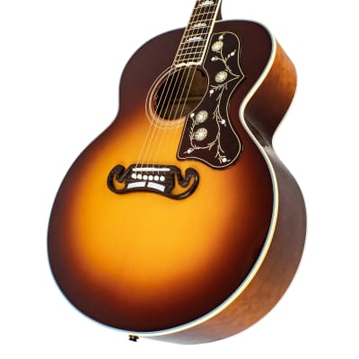 Gibson Acoustic Electric SJ-200 125th Anniversary Autumn Burst