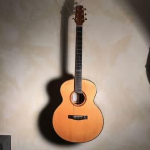 McCollum       Baritone Guitar   Jumbo Body Koa/Sitka 2005 Clear Lacquer for sale