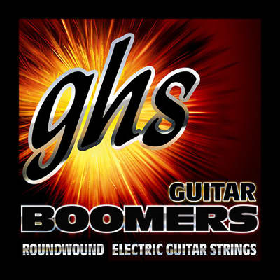 GHS Boomers 6-String - Medium