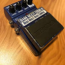 DigiTech Bass Multi Voice Chorus Pedal