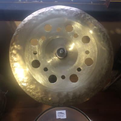 "Cymbalheaven.biz 14"" Hand Hammer China 2021 Traditional"