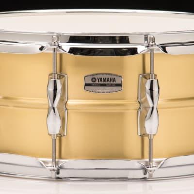 Yamaha Recording Custom Snare 6.5x14 Brass