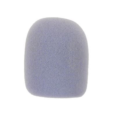 Microphone Windscreen - 3 Pack - Grey - Fits Shure SM58, Beta 58A & Similar - Vocal Mic Cover New