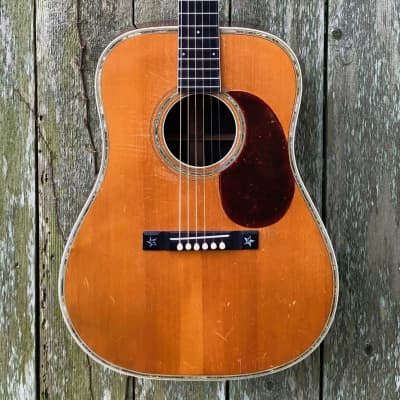 1937 Euphonon Dreadnought. Larson Brothers. Pearl trimmed for sale