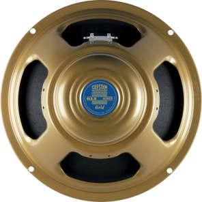 "Celestion Alnico Gold 12"" 8 Ohm 50W Speaker"