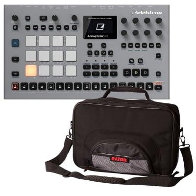 Elektron Analog Rytm MKII Drum Machine - Carry Bag Kit