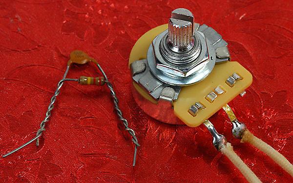 Awe Inspiring Fralin Blender Potentiometer Pot Standard Volume Kit Reverb Wiring Database Rimengelartorg