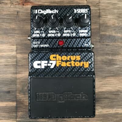 DigiTech CF-7 Chorus Factory Guitar Pedal